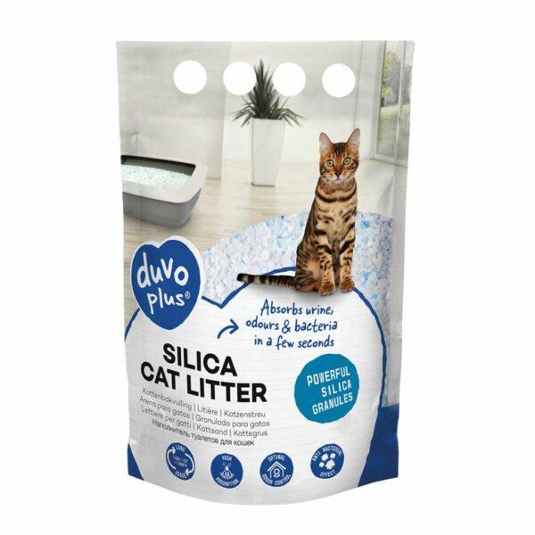 Litière chat premium silica