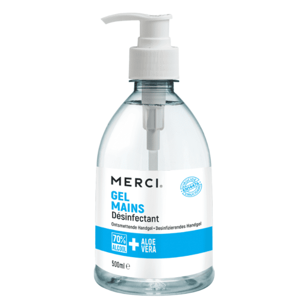Gel main hydroalcoolique