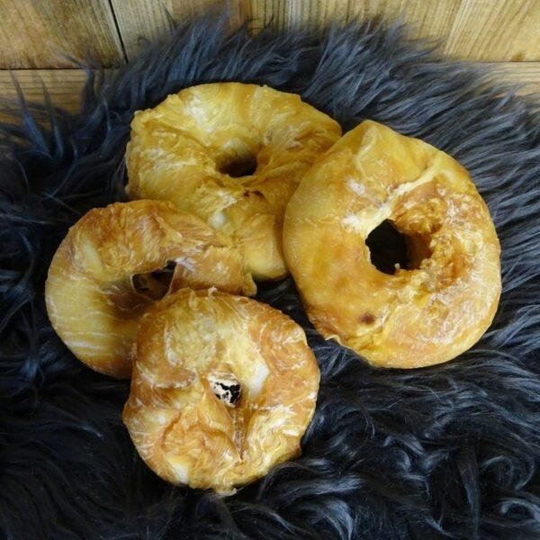 Donuts de mastication