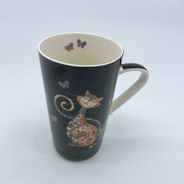Mug avec décor chat