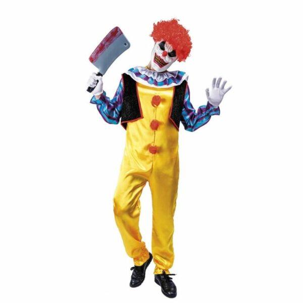 Clown assassin