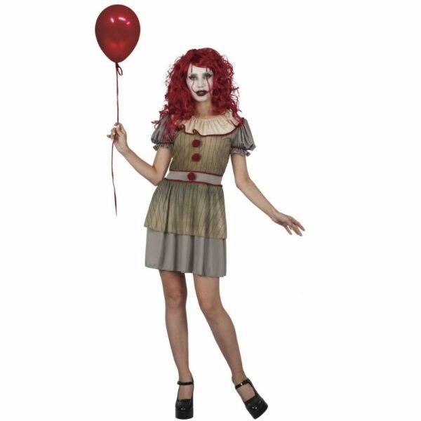 Clown fille