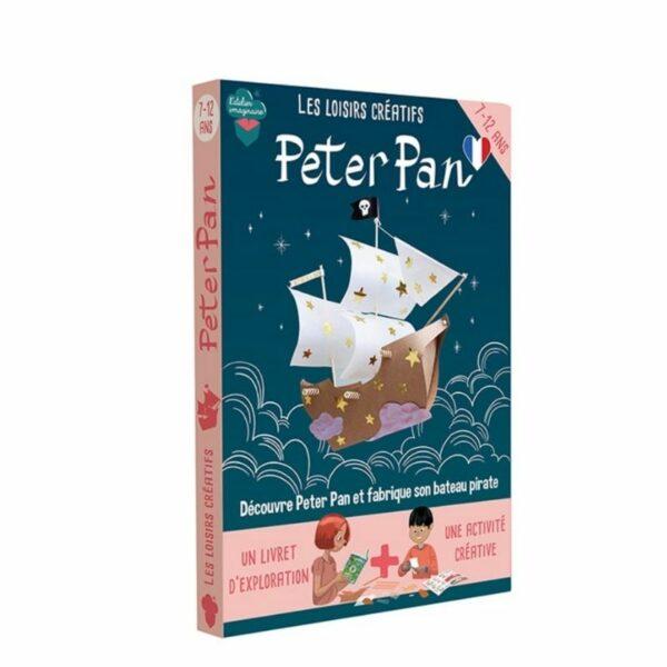 Kit créatif Peter Pan