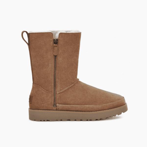 Classic zip short boots UGG