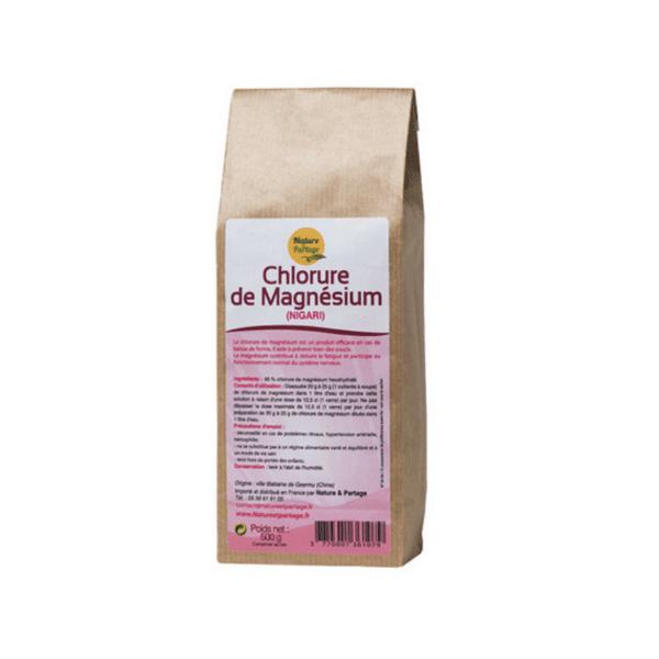 Chlorure de Magnésium / 500g