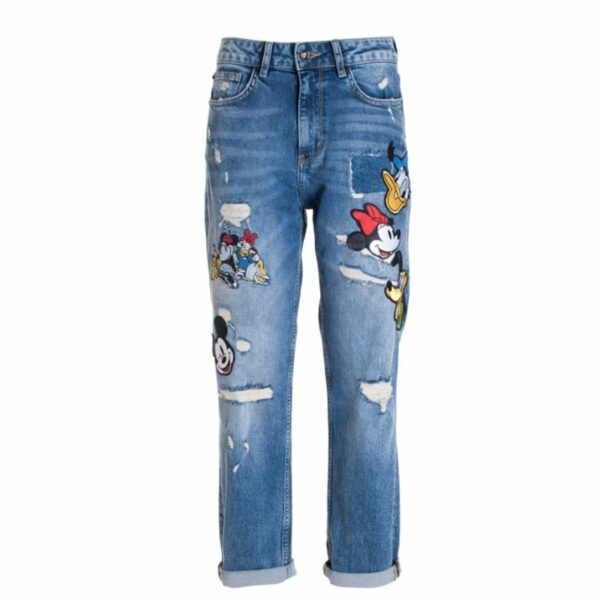 Jeans denim Disney Fracomina